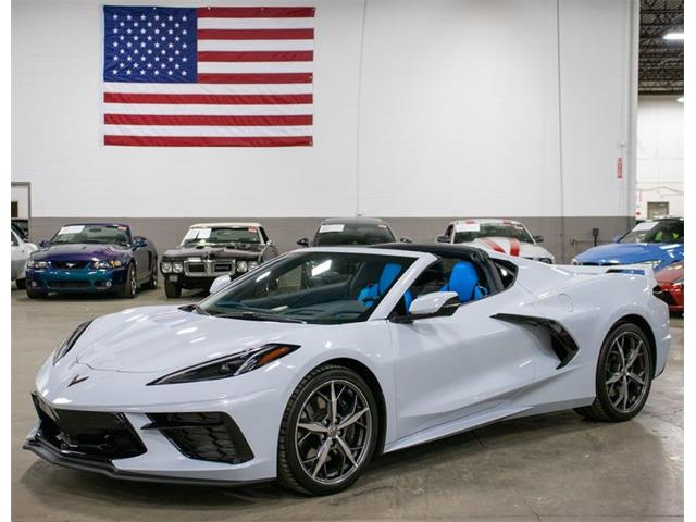 2020 Chevrolet Corvette (CC-1440545) for sale in Kentwood, Michigan