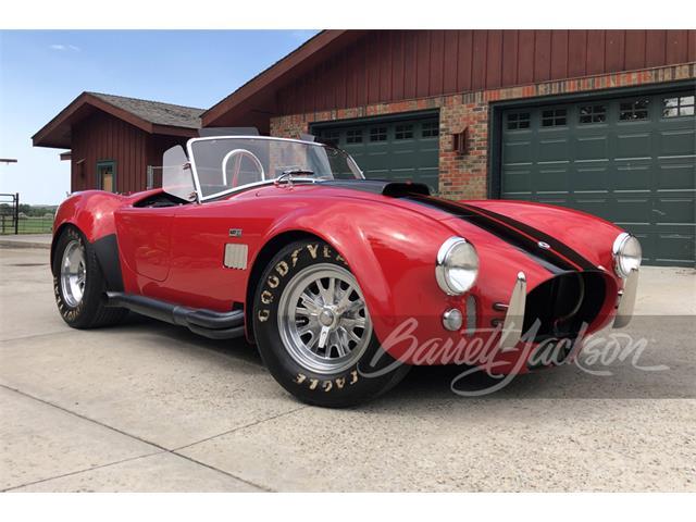 1965 Shelby Cobra Replica (CC-1445451) for sale in Scottsdale, Arizona