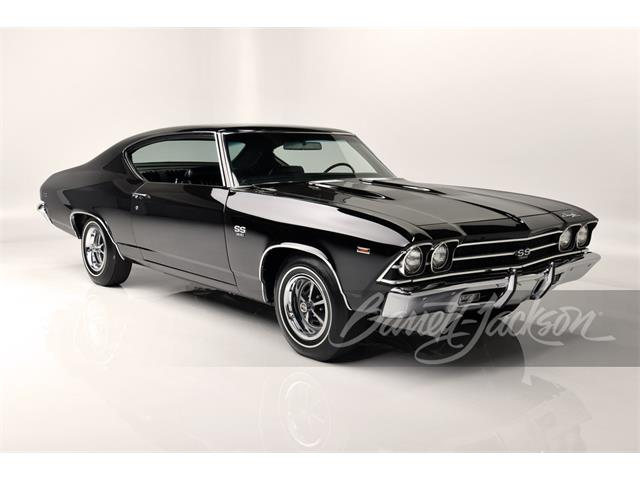 1969 Chevrolet Chevelle SS (CC-1445456) for sale in Scottsdale, Arizona