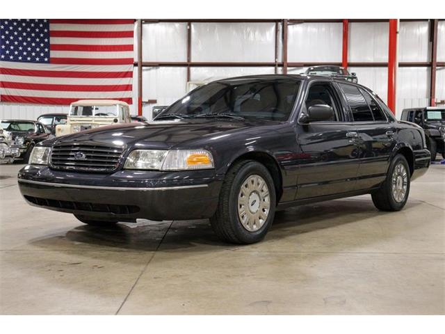 2004 Ford Crown Victoria (CC-1440546) for sale in Kentwood, Michigan