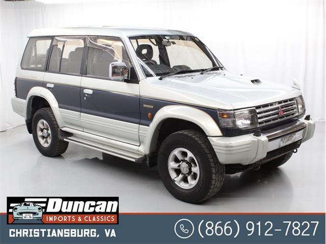 1994 Mitsubishi Pajero (CC-1440547) for sale in Christiansburg, Virginia