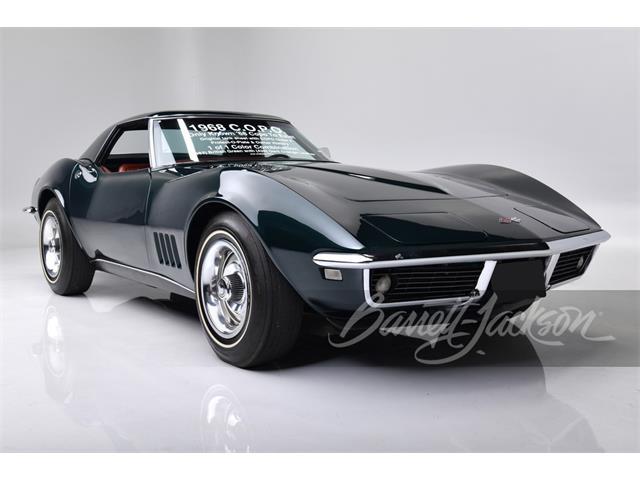 1968 Chevrolet Corvette (CC-1445473) for sale in Scottsdale, Arizona