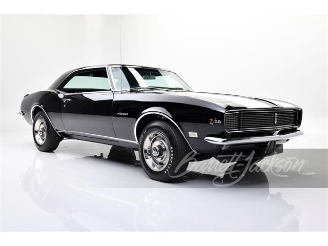 1968 Chevrolet Camaro Z28 (CC-1445476) for sale in Scottsdale, Arizona