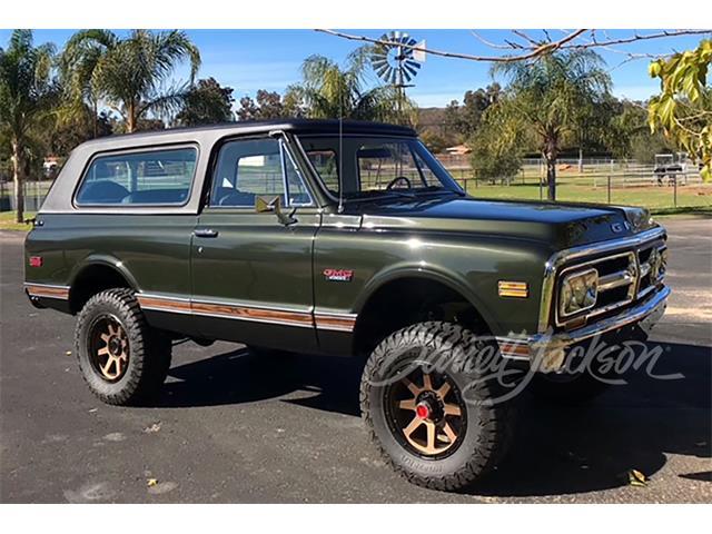1972 GMC Jimmy (CC-1445481) for sale in Scottsdale, Arizona