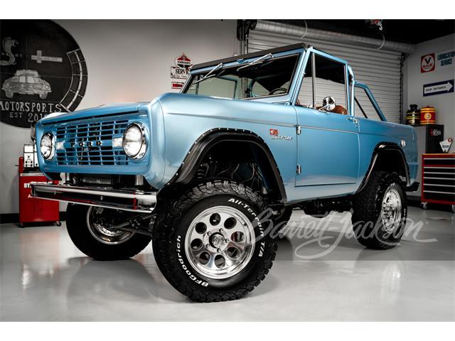 1966 Ford Bronco (CC-1445493) for sale in Scottsdale, Arizona