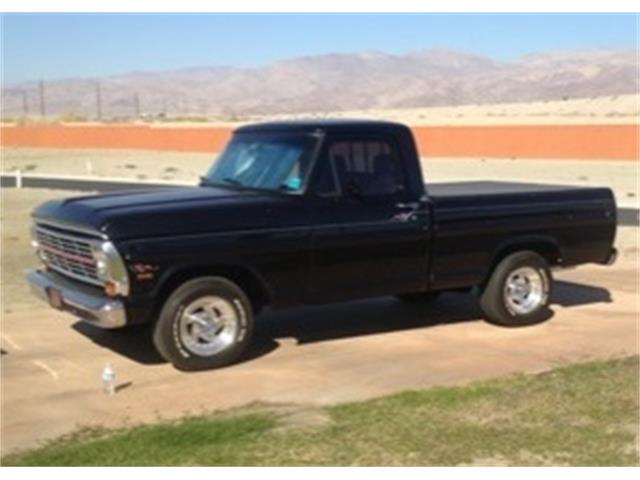 1970 Ford F100 (CC-1440055) for sale in Palm Springs, California