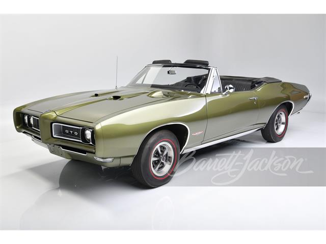 1968 Pontiac GTO (CC-1445501) for sale in Scottsdale, Arizona