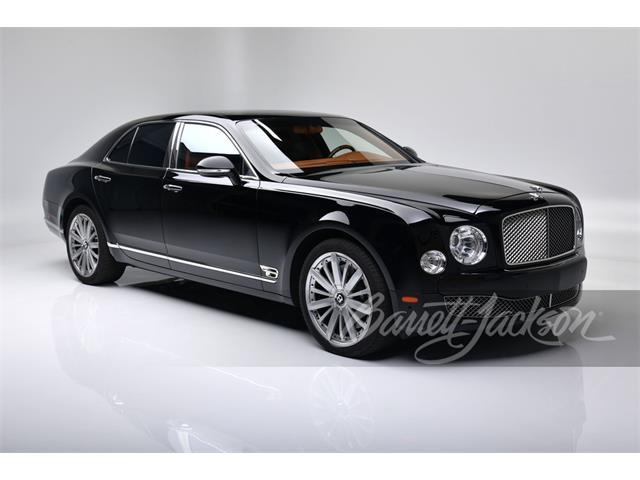 2013 Bentley Mulsanne S (CC-1445505) for sale in Scottsdale, Arizona