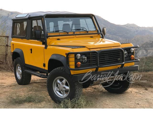 1995 Land Rover Defender (CC-1445506) for sale in Scottsdale, Arizona