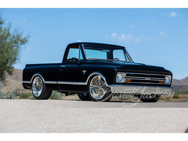 1967 Chevrolet C10 (CC-1445516) for sale in Scottsdale, Arizona