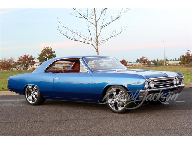 1967 Chevrolet Chevelle (CC-1445517) for sale in Scottsdale, Arizona
