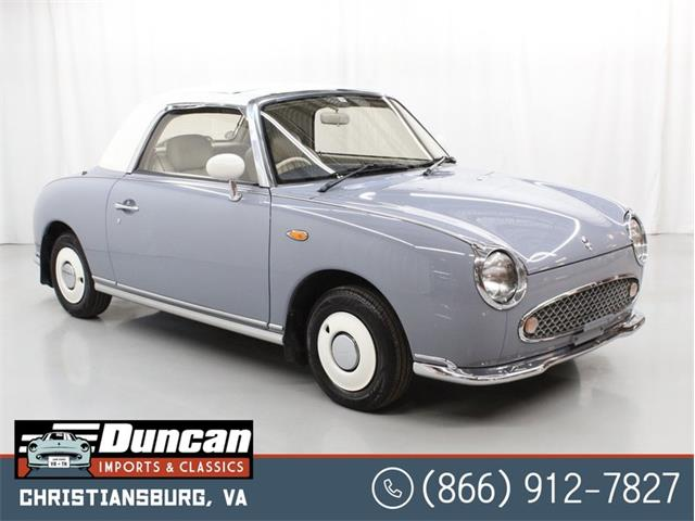 1991 Nissan Figaro (CC-1440552) for sale in Christiansburg, Virginia