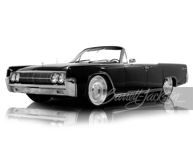 1963 Lincoln Continental (CC-1445524) for sale in Scottsdale, Arizona