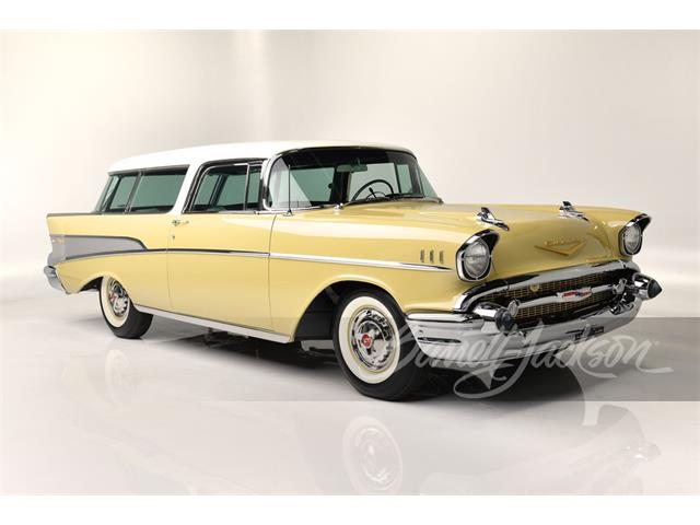 1957 Chevrolet Nomad (CC-1445528) for sale in Scottsdale, Arizona