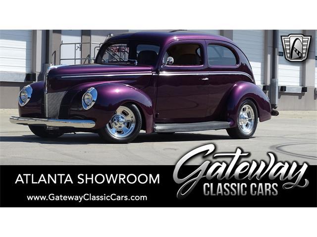 1940 Ford Deluxe (CC-1440553) for sale in O'Fallon, Illinois