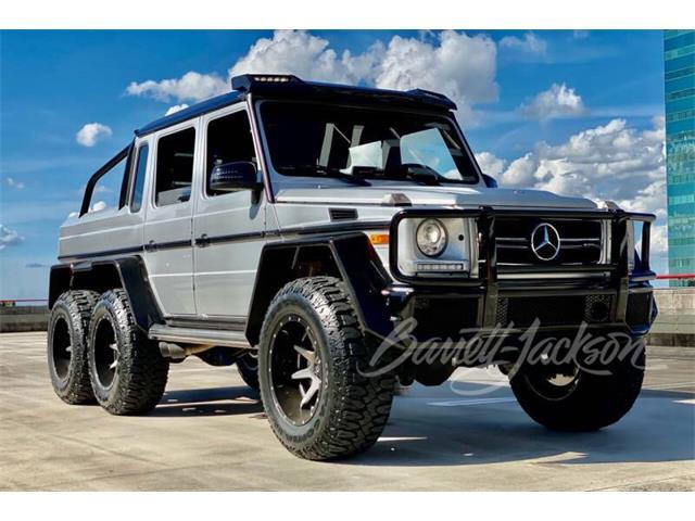 2017 Mercedes-Benz G63 (CC-1445542) for sale in Scottsdale, Arizona