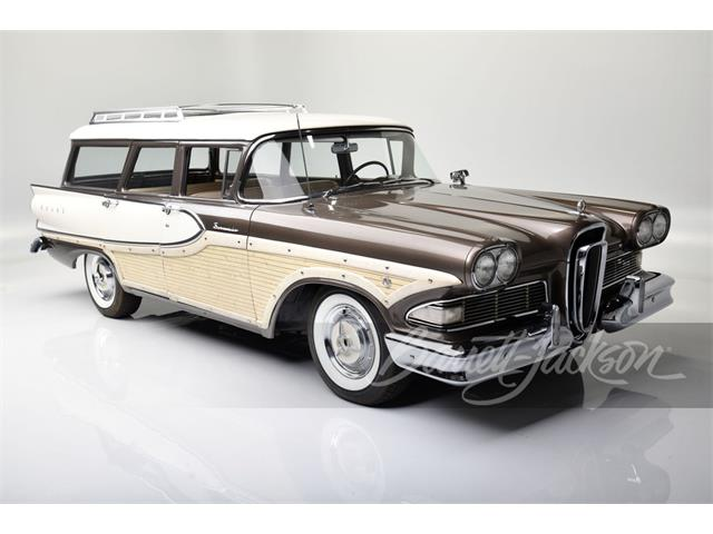 1958 Edsel Bermuda (CC-1445546) for sale in Scottsdale, Arizona