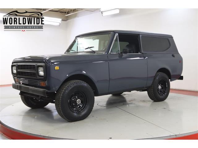1980 International Scout (CC-1440555) for sale in Denver , Colorado