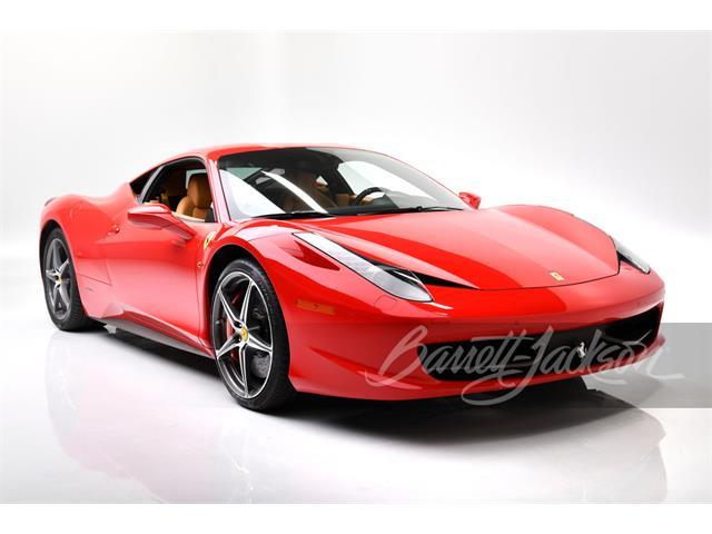 2012 Ferrari 458 (CC-1445554) for sale in Scottsdale, Arizona