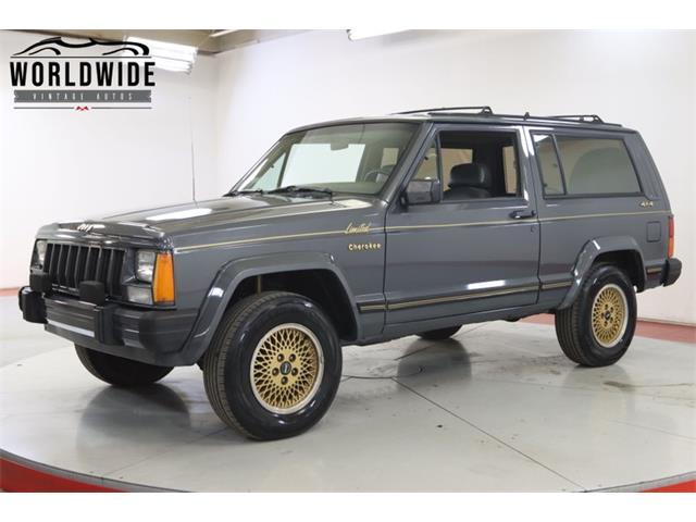 1988 Jeep Cherokee (CC-1440556) for sale in Denver , Colorado