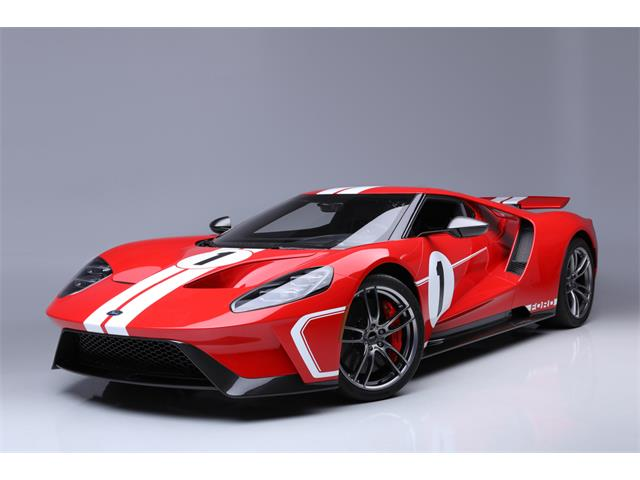 2018 Ford GT (CC-1445579) for sale in Scottsdale, Arizona