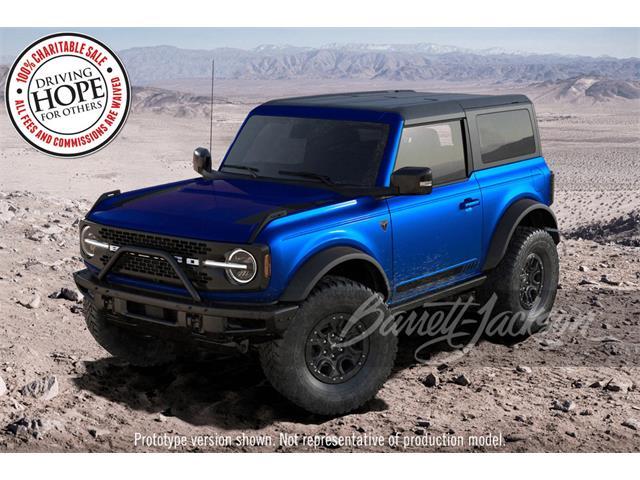 2021 Ford Bronco (CC-1445580) for sale in Scottsdale, Arizona