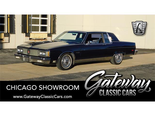 1982 Oldsmobile 98 (CC-1440559) for sale in O'Fallon, Illinois