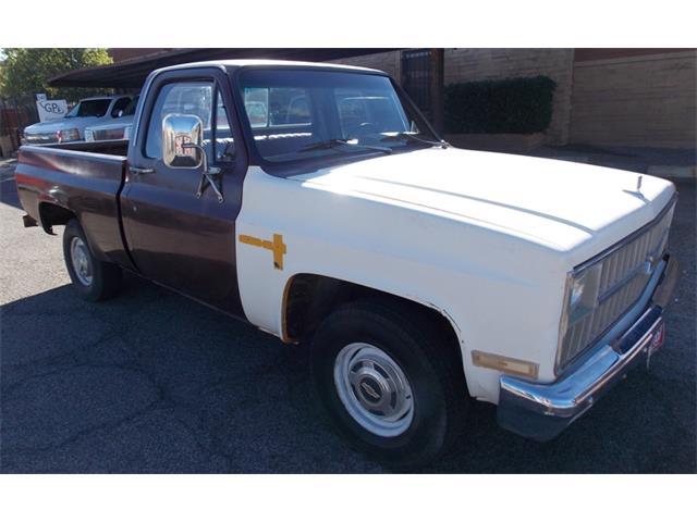 1982 Chevrolet C10 (CC-1445593) for sale in Tucson, AZ - Arizona