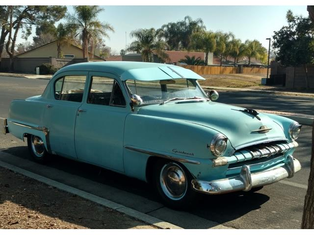 1953 Plymouth Cranbrook (CC-1440056) for sale in Palm Springs, California