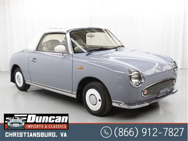 1991 Nissan Figaro (CC-1445601) for sale in Christiansburg, Virginia