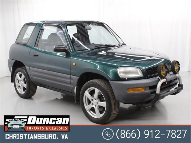 1995 Toyota Rav4 (CC-1445602) for sale in Christiansburg, Virginia