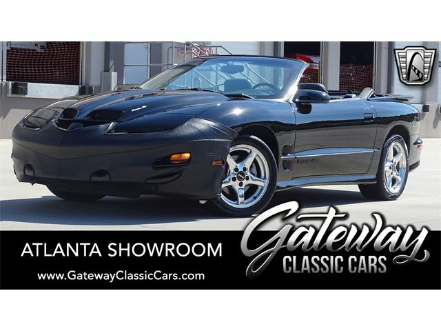 1998 Pontiac Firebird Trans Am (CC-1445606) for sale in O'Fallon, Illinois