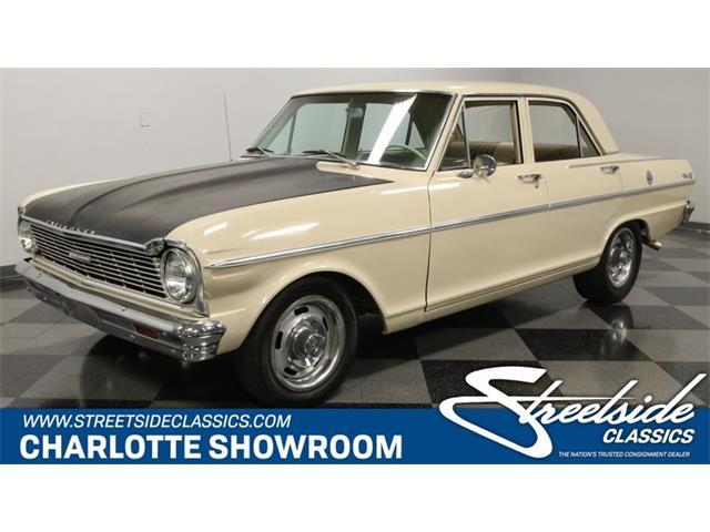 1965 Chevrolet Nova (CC-1445610) for sale in Concord, North Carolina