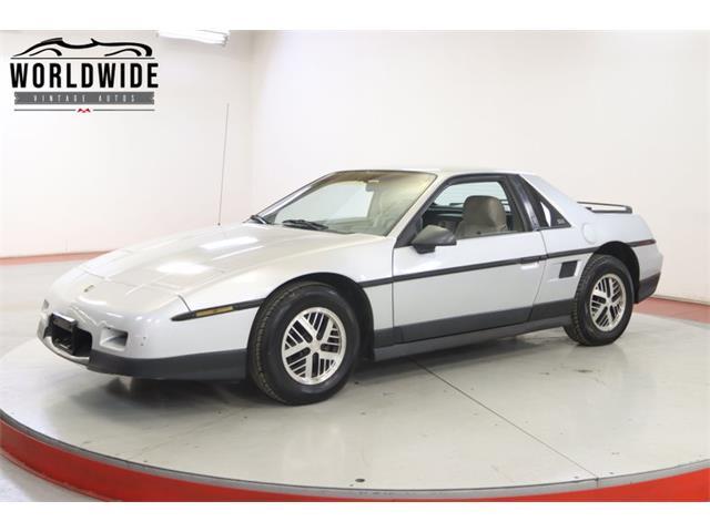 1987 Pontiac Fiero (CC-1445613) for sale in Denver , Colorado