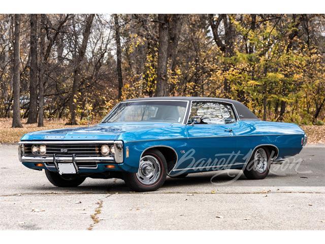 1969 Chevrolet Impala SS (CC-1445615) for sale in Scottsdale, Arizona