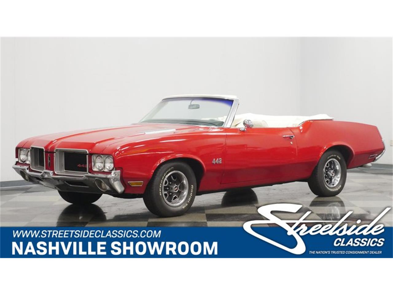 1971 Oldsmobile Cutlass (CC-1440562) for sale in Lavergne, Tennessee