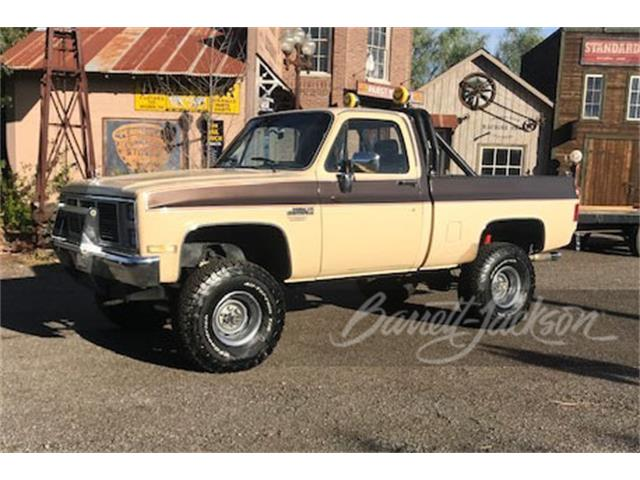 1985 GMC K1500 (CC-1445624) for sale in Scottsdale, Arizona