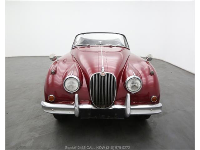 1958 Jaguar XK150 (CC-1445658) for sale in Beverly Hills, California