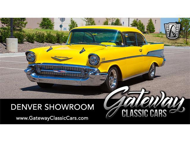 1957 Chevrolet Bel Air (CC-1445659) for sale in O'Fallon, Illinois