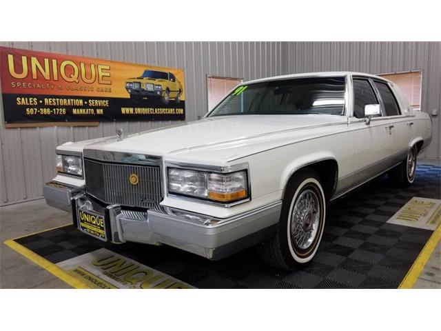 1991 Cadillac Brougham (CC-1445664) for sale in Mankato, Minnesota