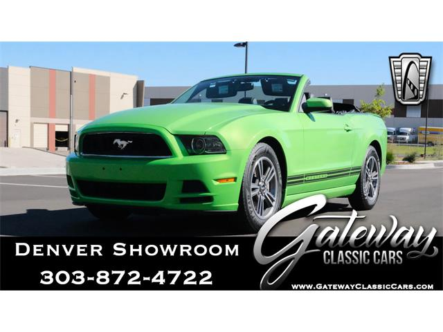 2013 Ford Mustang (CC-1445667) for sale in O'Fallon, Illinois