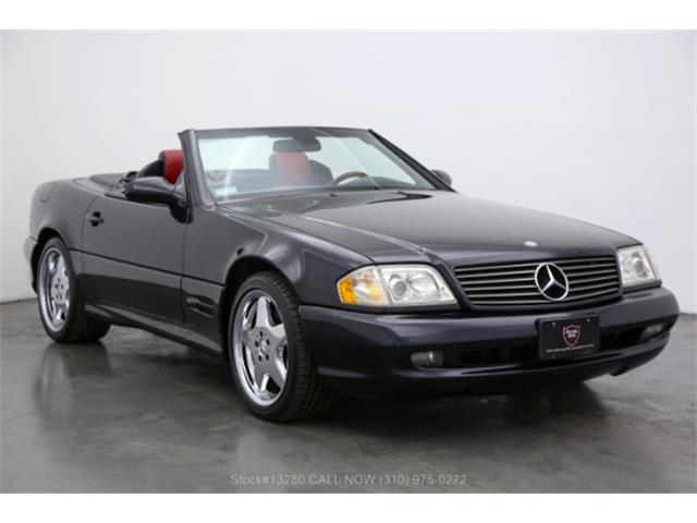 2000 Mercedes-Benz SL-Class (CC-1445670) for sale in Beverly Hills, California