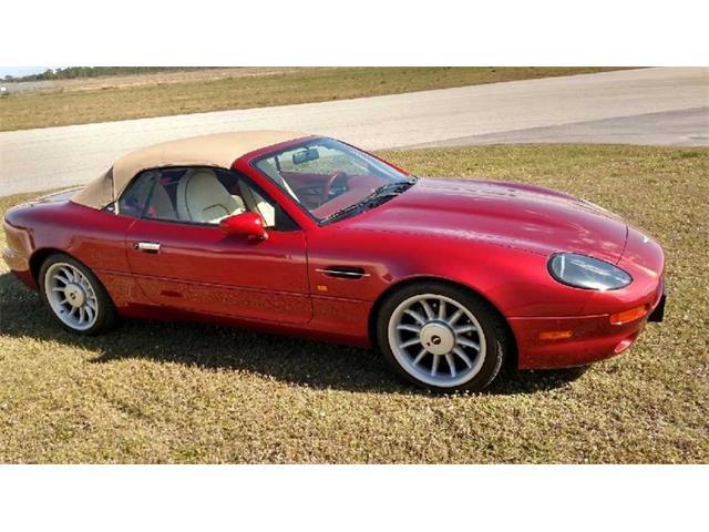 1997 Aston Martin DB7 (CC-1445681) for sale in Punta Gorda, Florida