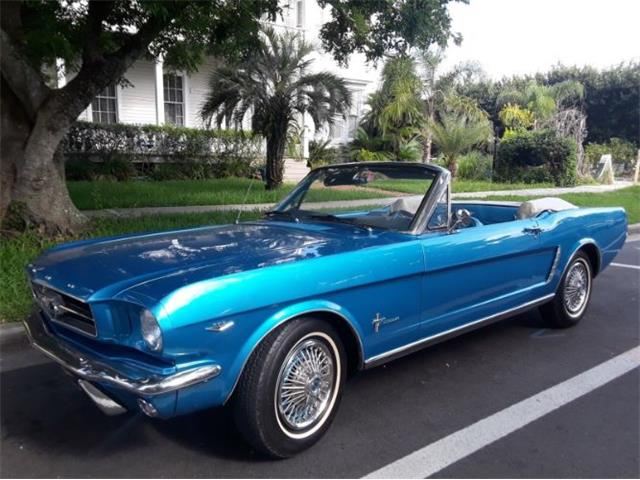 1965 Ford Mustang (CC-1440569) for sale in Cadillac, Michigan