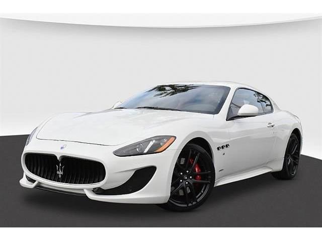 2017 Maserati GranTurismo (CC-1445693) for sale in Punta Gorda, Florida
