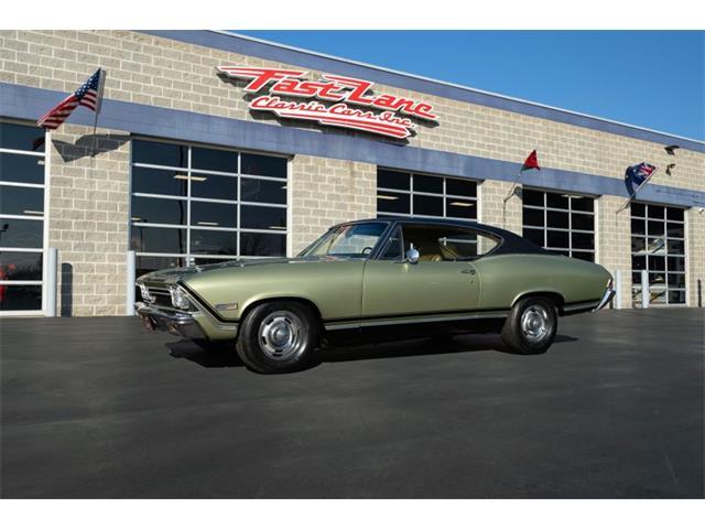 1968 Chevrolet Chevelle (CC-1445696) for sale in St. Charles, Missouri