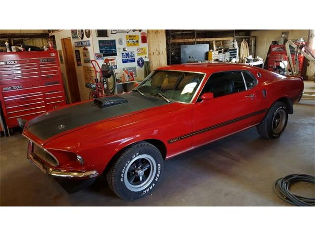 1969 Ford Mustang (CC-1445701) for sale in Cadillac, Michigan