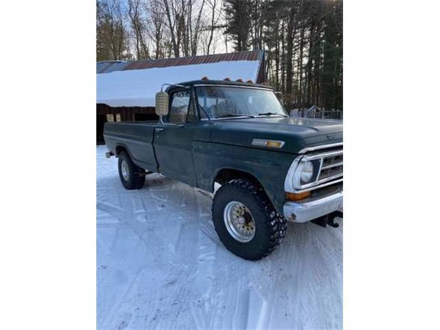 1971 Ford F100 (CC-1445708) for sale in Cadillac, Michigan