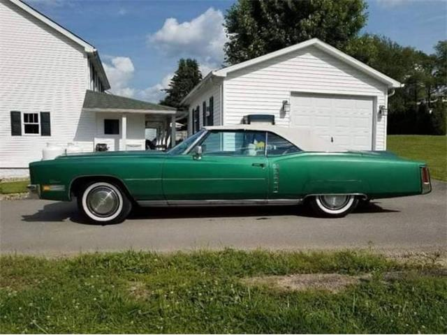 1972 Cadillac Fleetwood (CC-1445709) for sale in Cadillac, Michigan