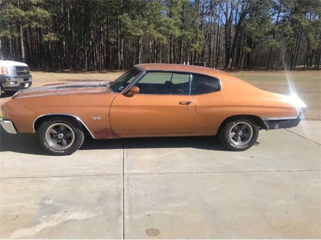 1972 Chevrolet Chevelle (CC-1445710) for sale in Cadillac, Michigan